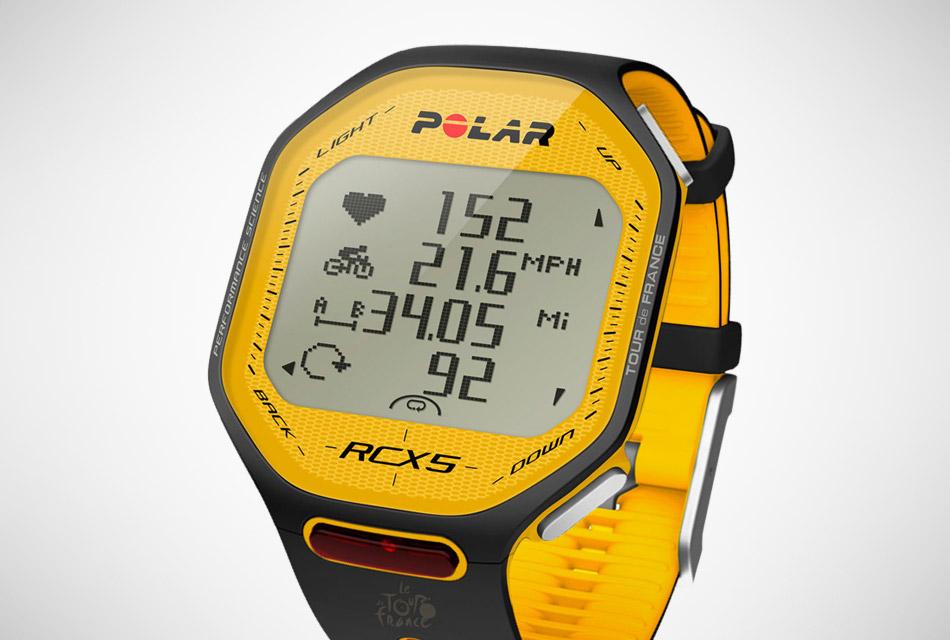 Polar RCX5 Tour De France GPS