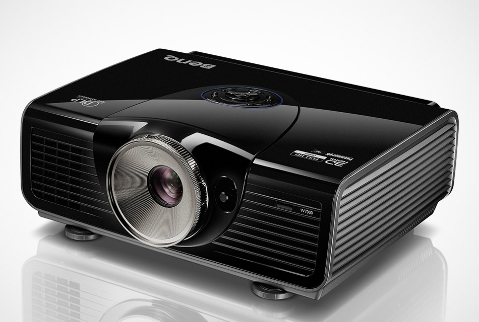 BenQ W7000 Projection System