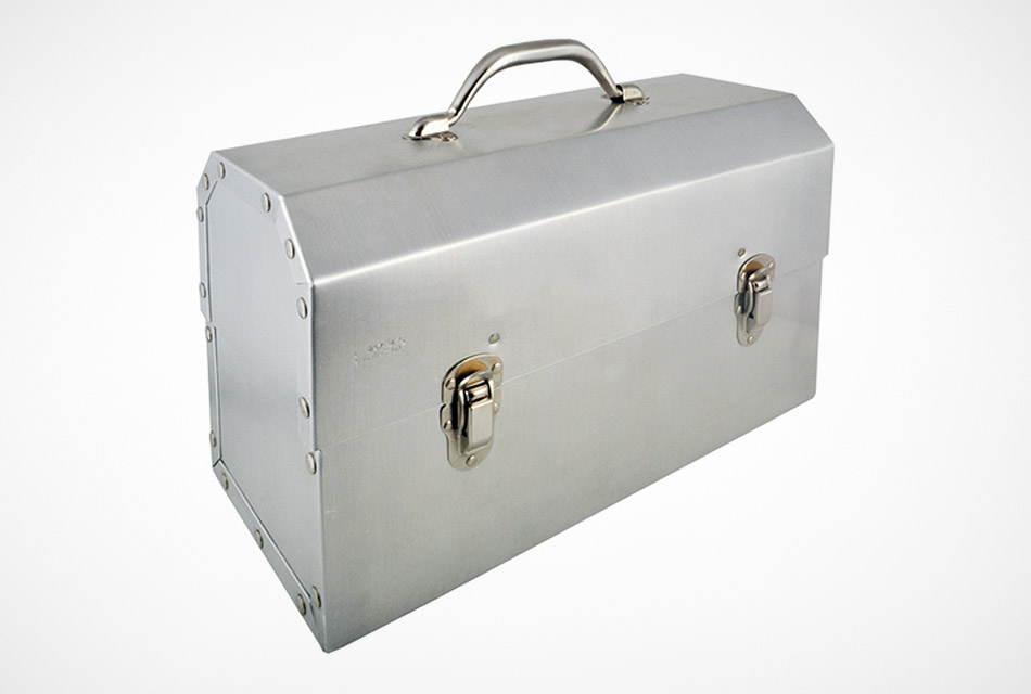 Big Daddy Metal Lunchbox