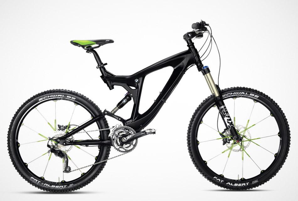 BMW Mountain Bike Enduro