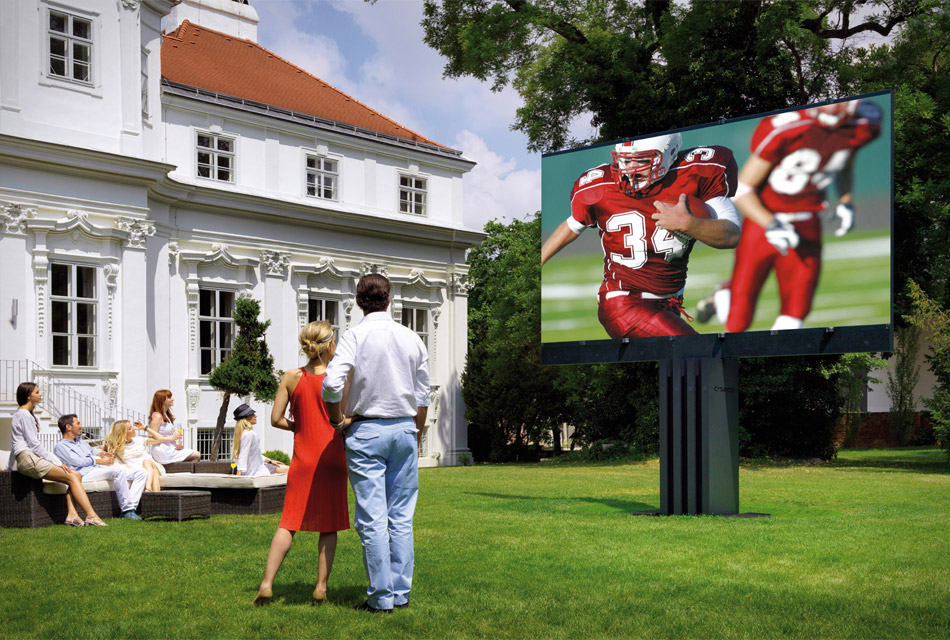 C Seed Outdoor LED TV