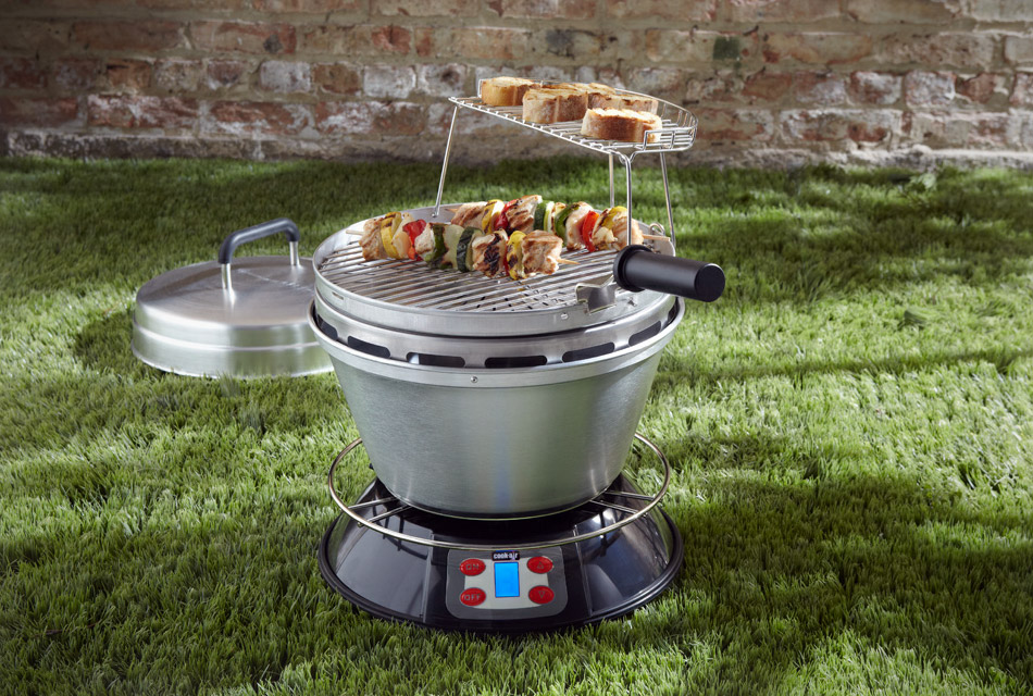 Cook-Air Wood-Fire Grill