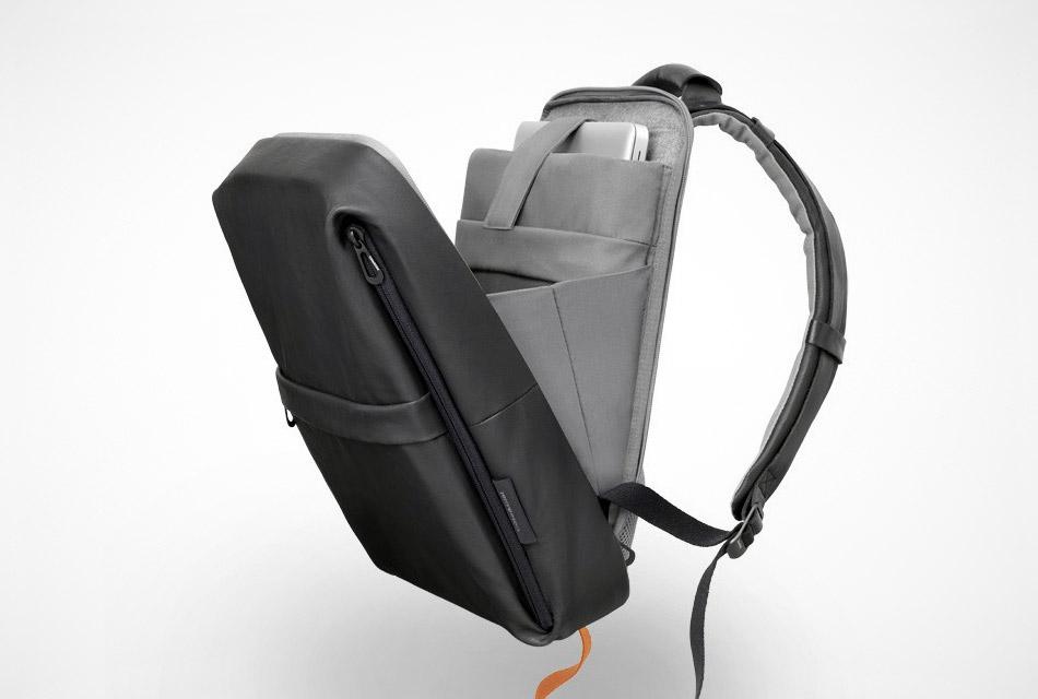Côte&Ciel Flat Backpack