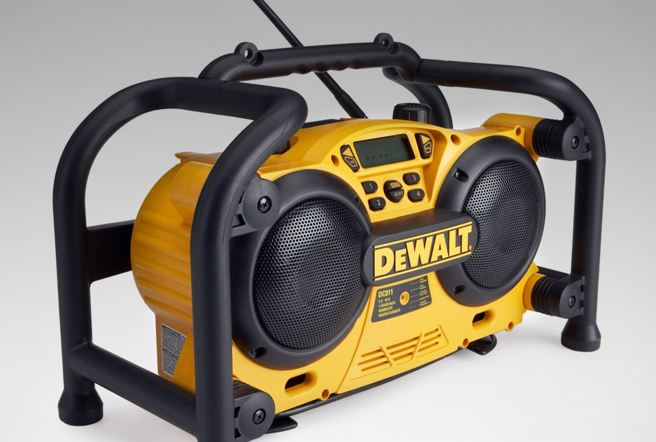 Dewalt Work Site Radio