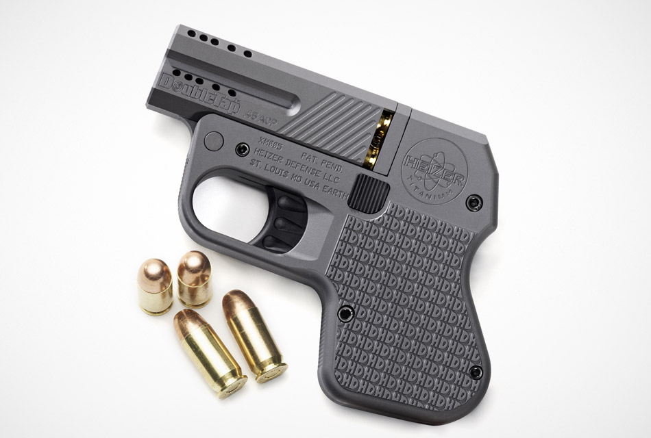 DoubleTap Tactical Pocket Pistol