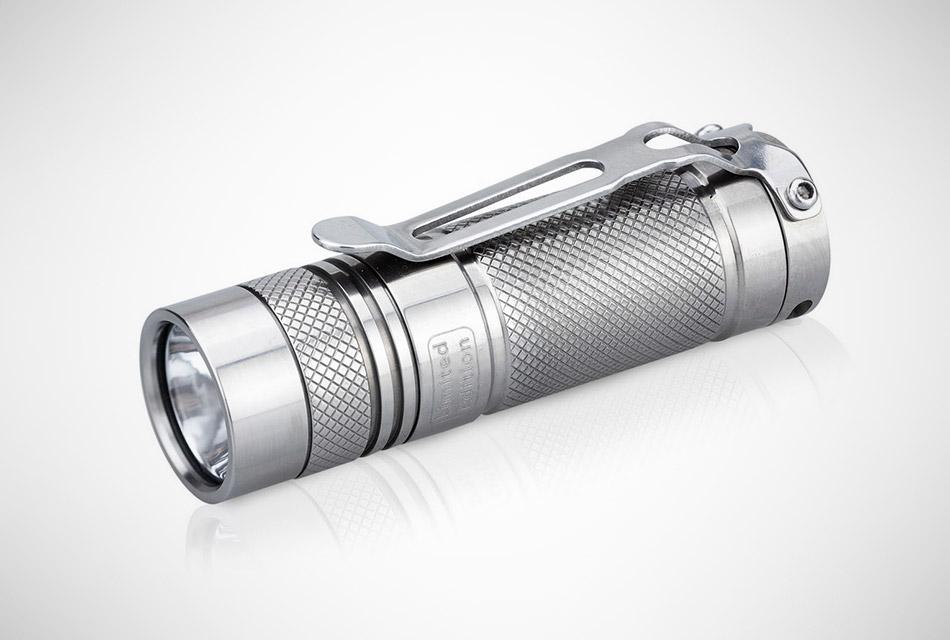 LensLight Mini TAD Edition Ti