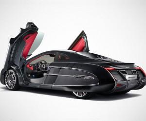 McLaren X-1 Concept Car
