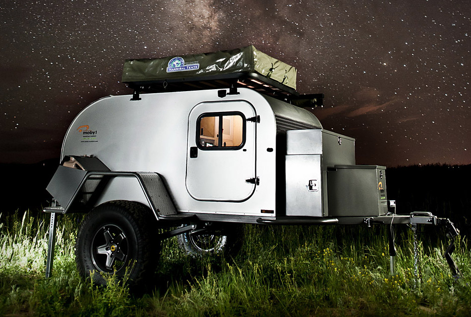 Moby1 Expedition Trailer