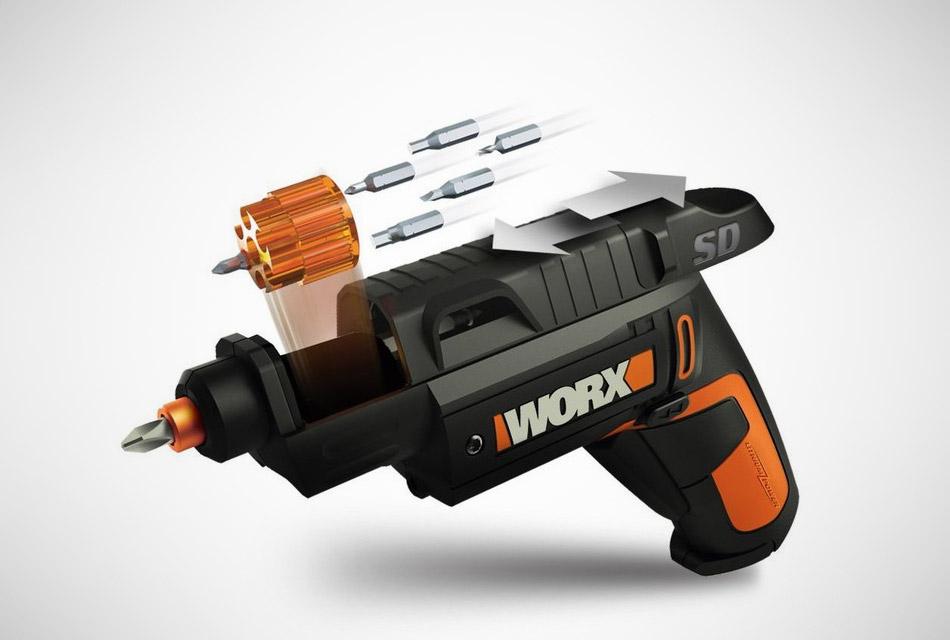 WORX Power Screw Driver