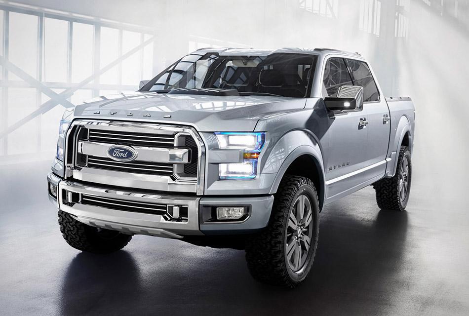 2015 Ford Atlas