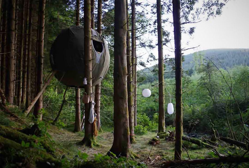 Luminair Tree Tent