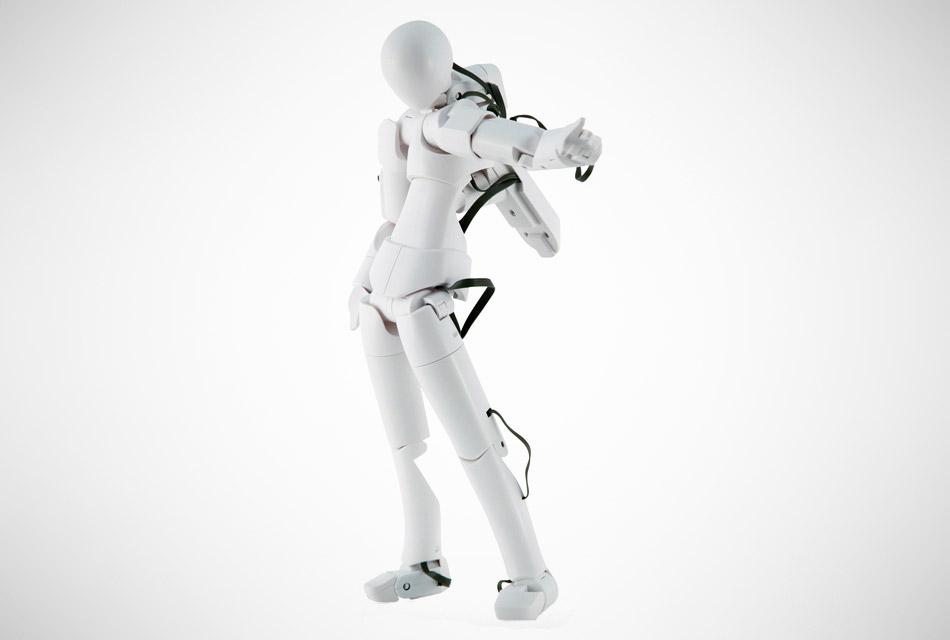 Qumarion Humanoid Input Device