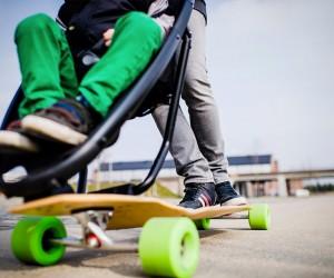 Longboard Stroller