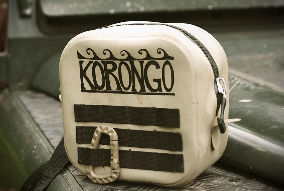 Korongo Waterproof Bag