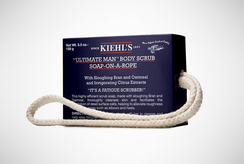 Kiehl's Ultimate Man Body Scrub