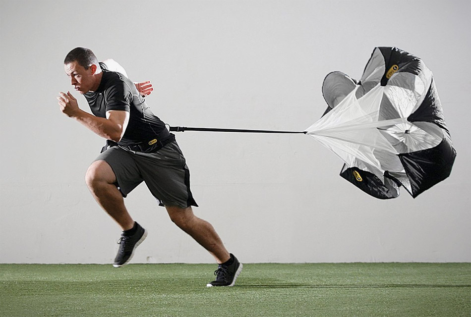 SKLZ Speed Resistance Training Parachute