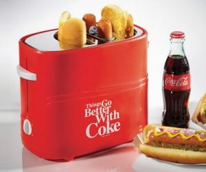 Coca-Cola Hot Dog Toaster