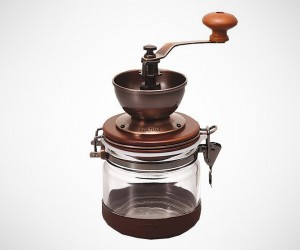 Coffee Mill Canister