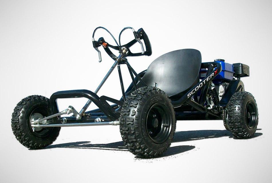Go Kart ScooterX