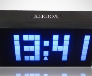 Large Display Alarm Clock