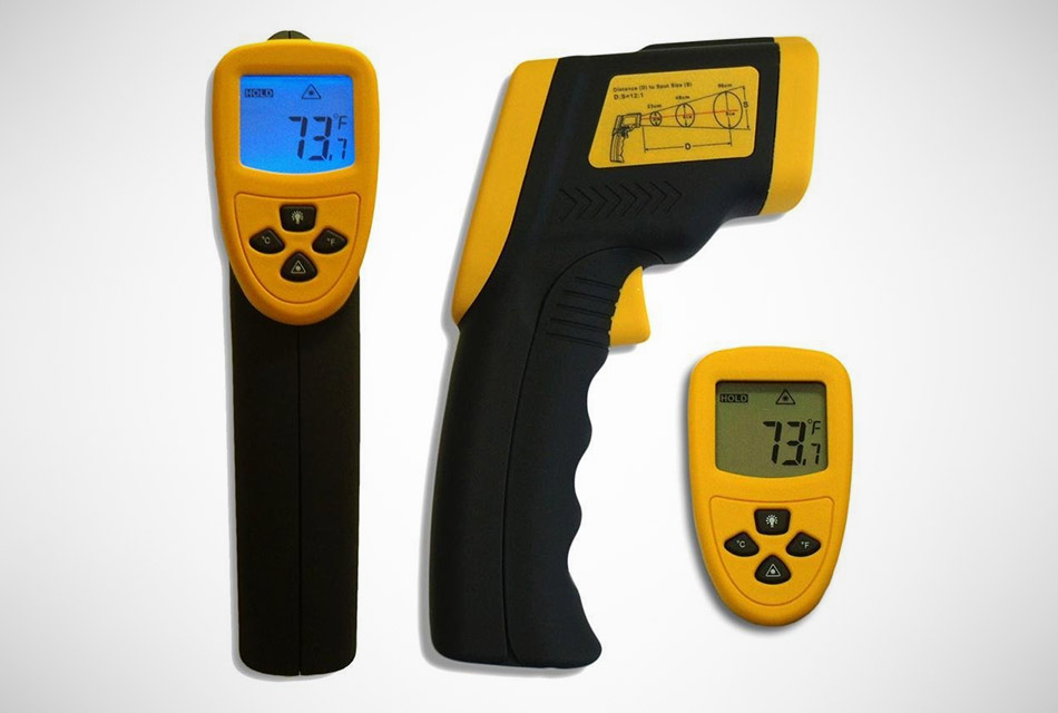 Temperature Gun Infrared Thermometer