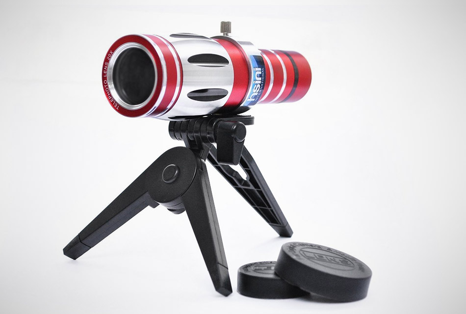 Optical Telescope Camera Lens Kit