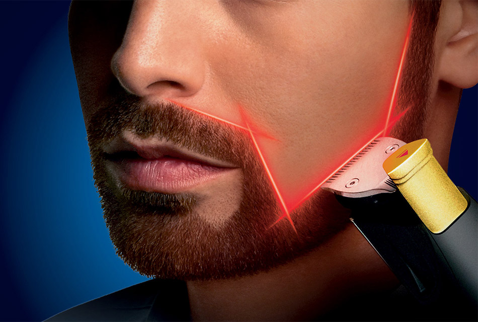Philips Norelco Laser Guided Beard Trimmer