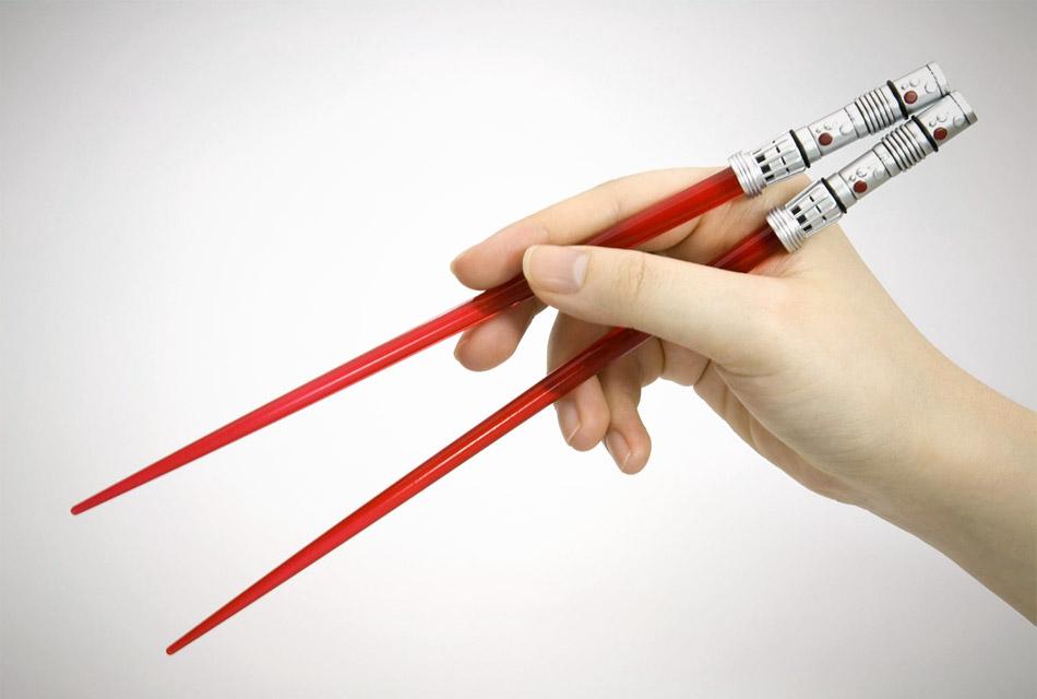 Star Wars Darth Maul Lightsaber Chopsticks