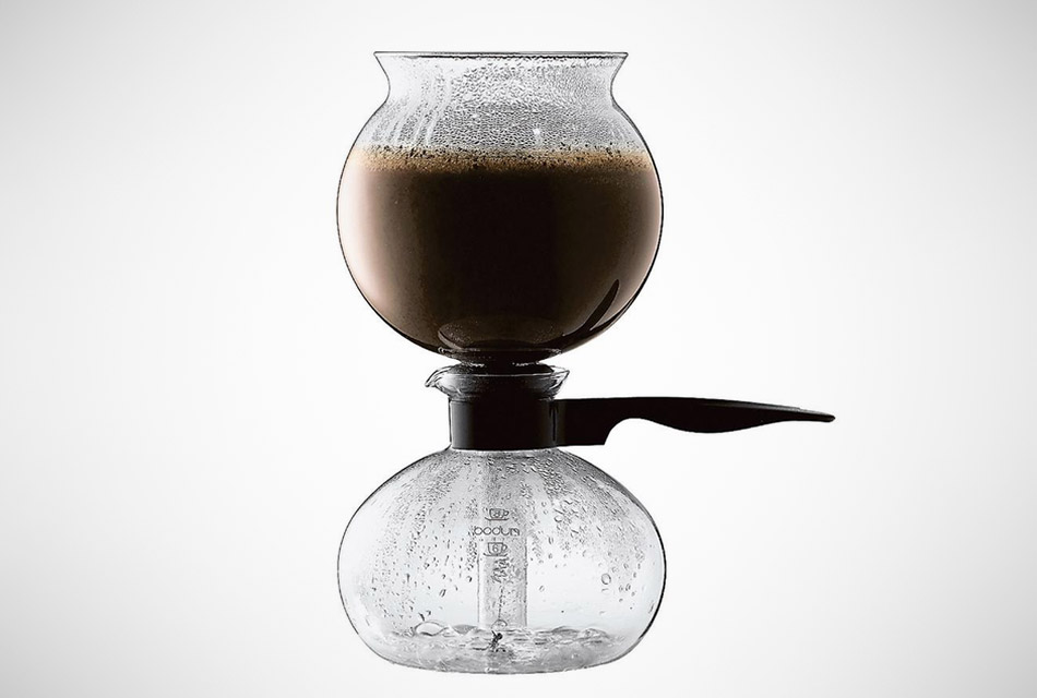 Stovetop Glass Vacuum Coffee Maker