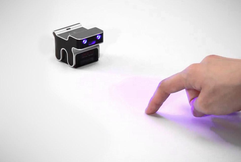 evoMouse Virtual Mouse