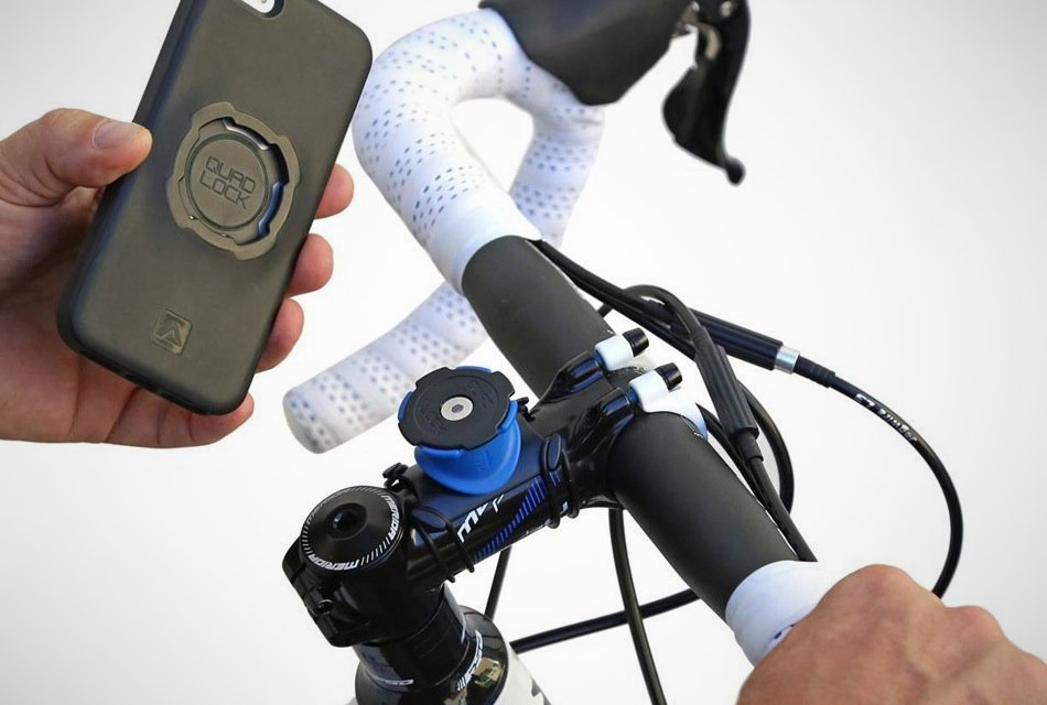 Quad Lock Bike Mount Kit