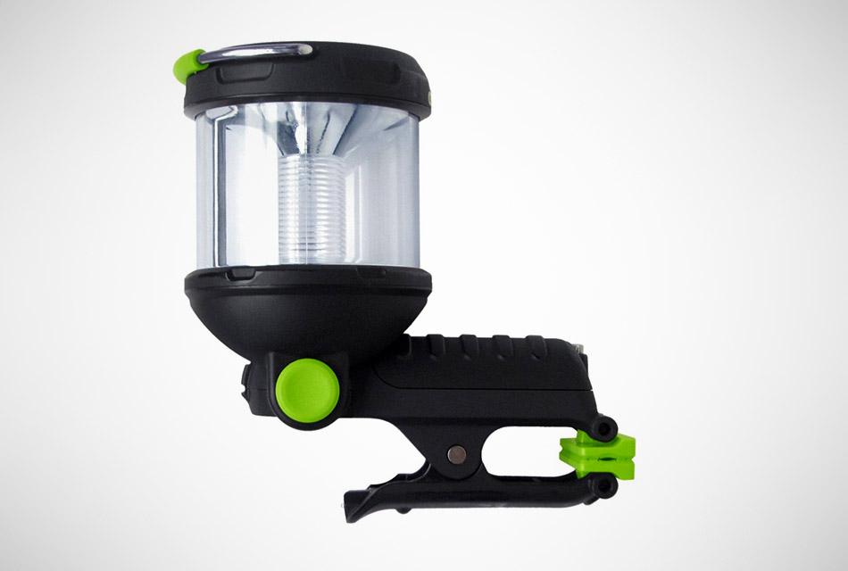Clamplight LED Lantern