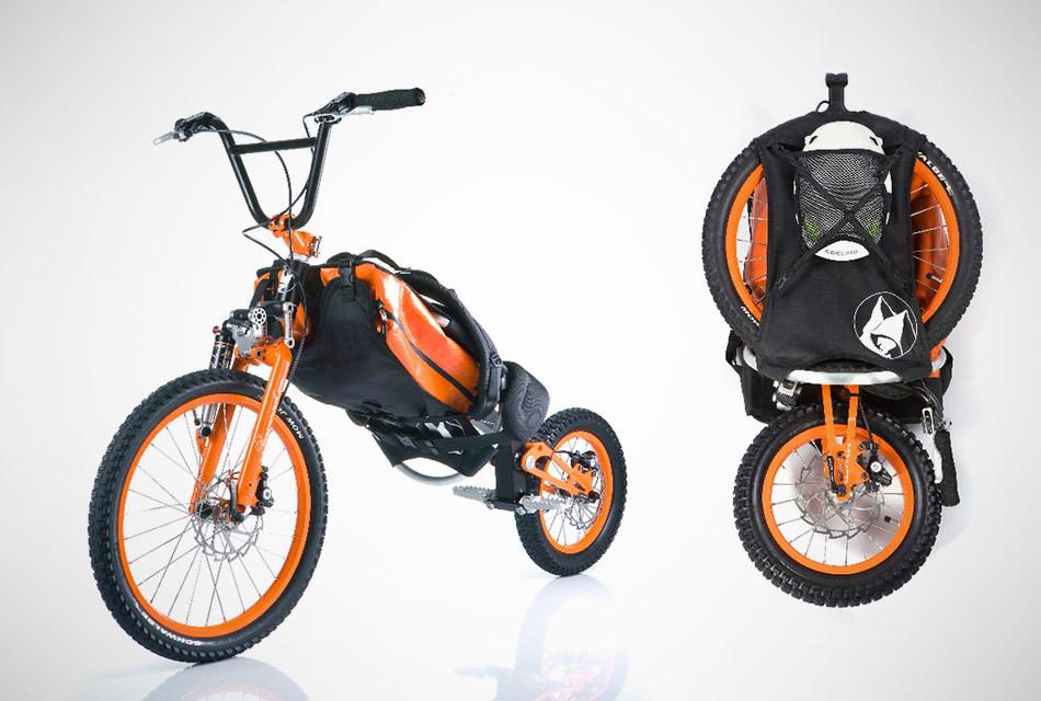 The Bergmonch Bike