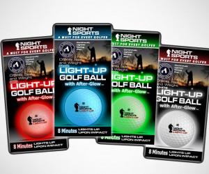Night Sports LED Golf Ball