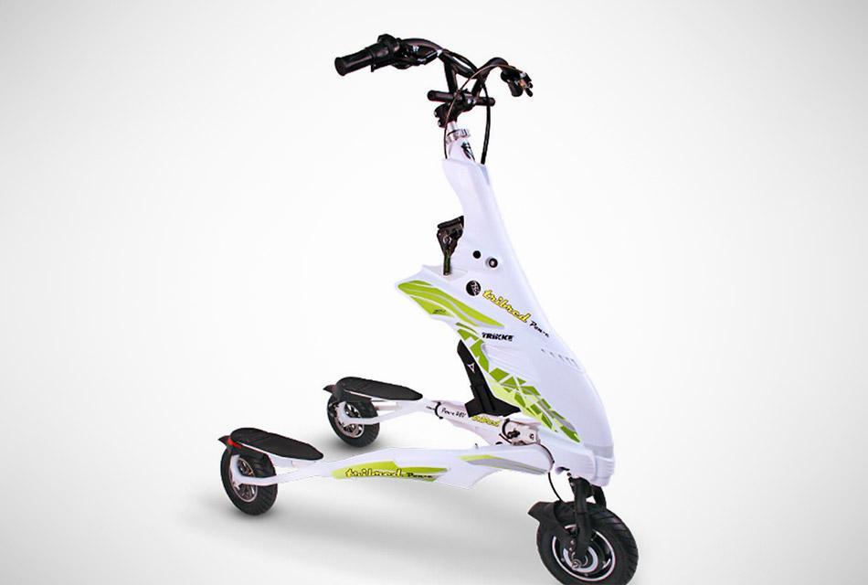 Trikke EV Personal Transporter Scooter