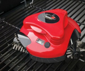 Grill Cleaning Robot