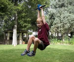 Kids' Zipline