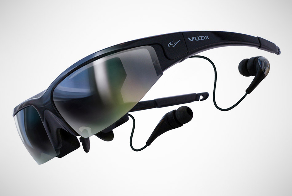 Vuzix Wrap 1200DX HDMI Video Glasses