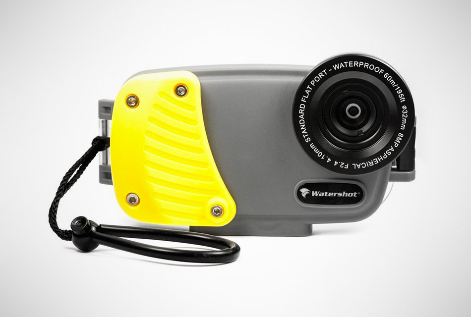 WaterShot Pro Underwater Housing for iPhone