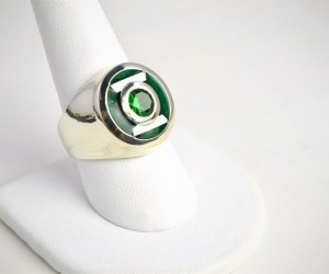 Green Lantern Replica Ring