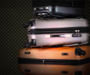Konas Trackable Luggage