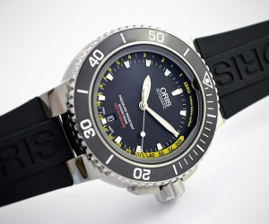Oris Aquis Depth Gauge Watch
