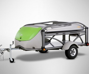 SylvanSport Go-Easy Trailer