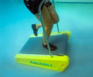 Aquabilt Swimming Pool Treadmill