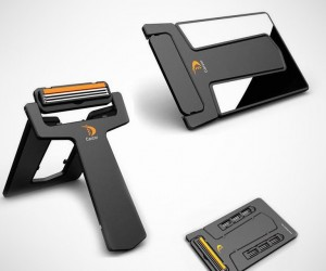 Credit Card Pocket Razor
