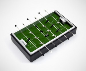 Desktop Foosball Game Set