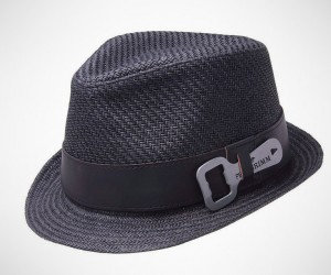 Luke Bottle Opener Fedora Hat