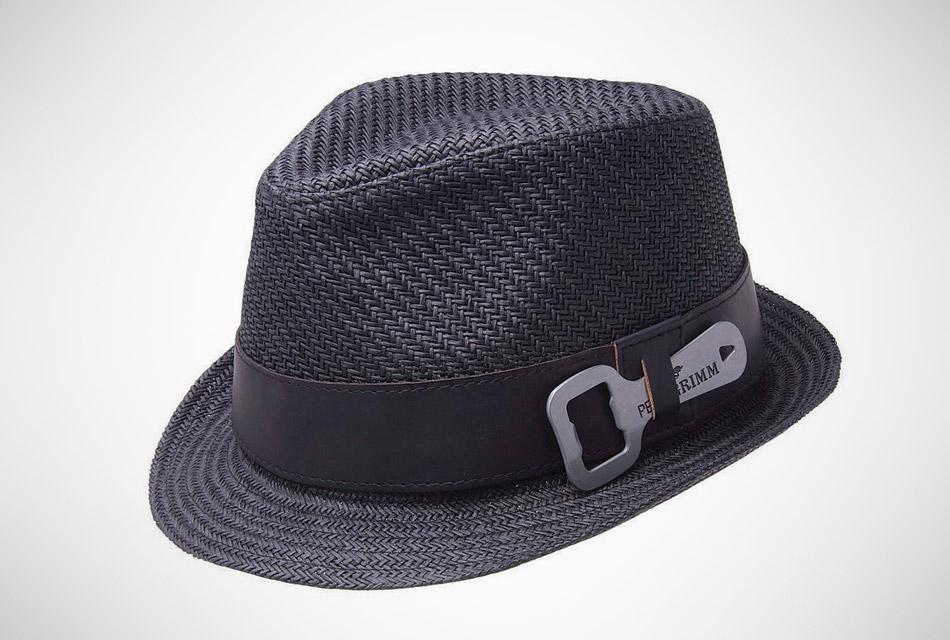 Luke Bottle Opener Fedora Hat
