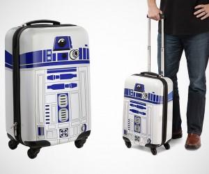 R2-D2 Rolling Suitcase