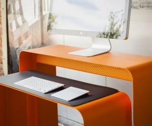 Oneless Desk